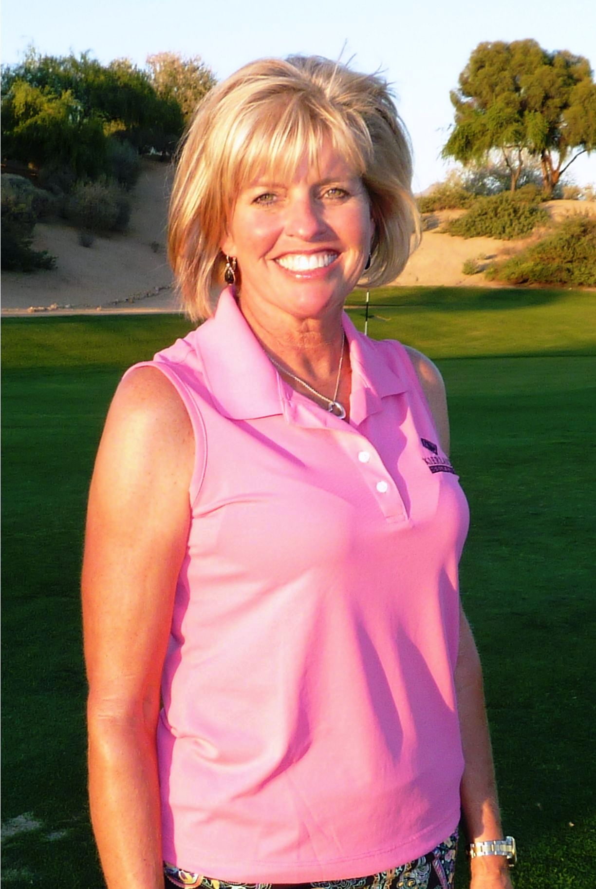 LPGA-USGA Girls Golf Founder Sandy Labauve