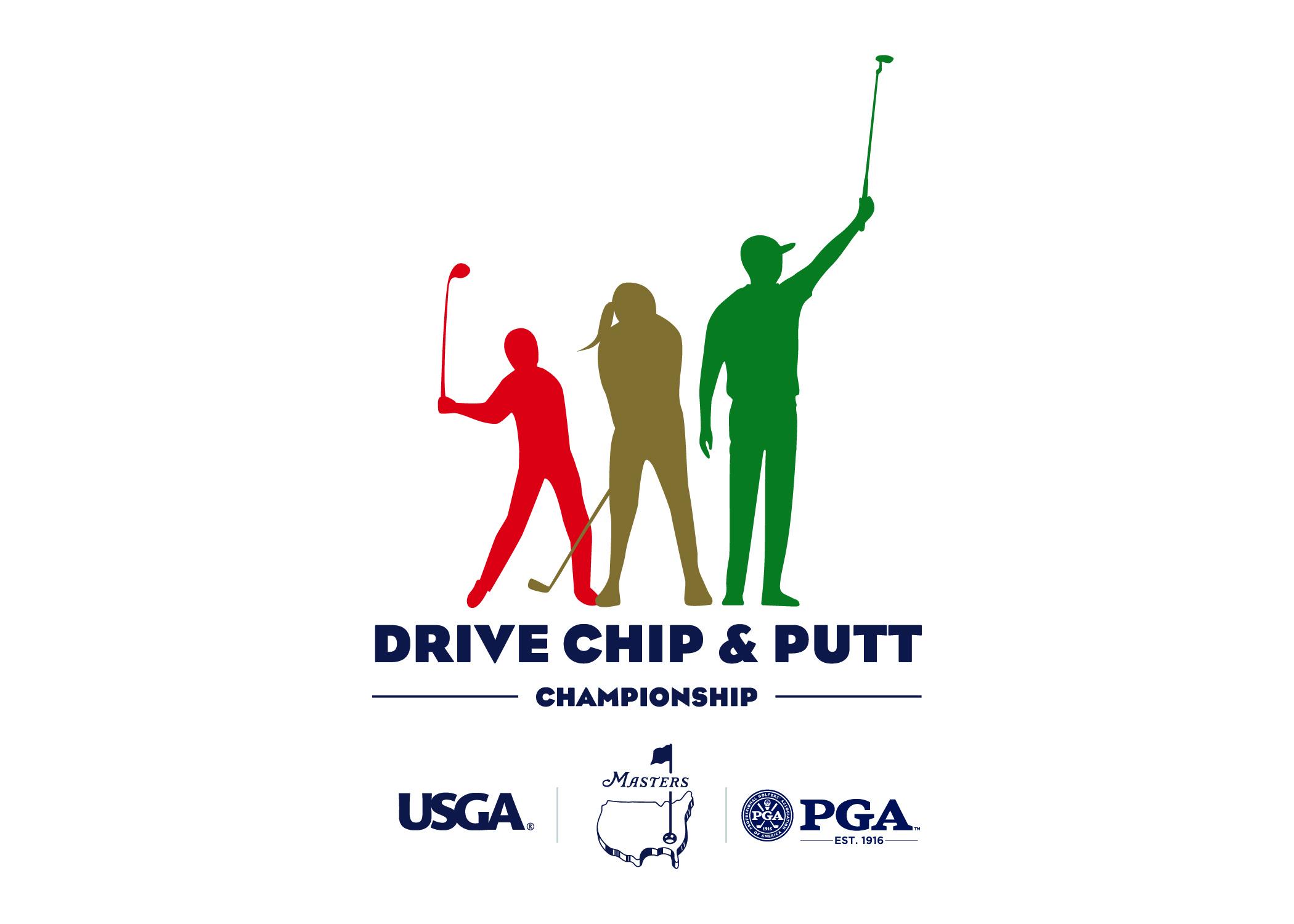 Drive Chip Putt Logo