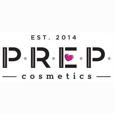 Prep Cosmetics logo