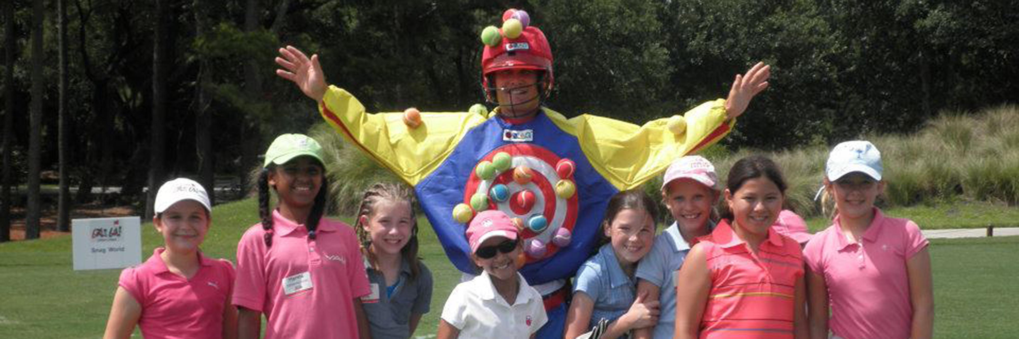 Events- Girls Golf Days
