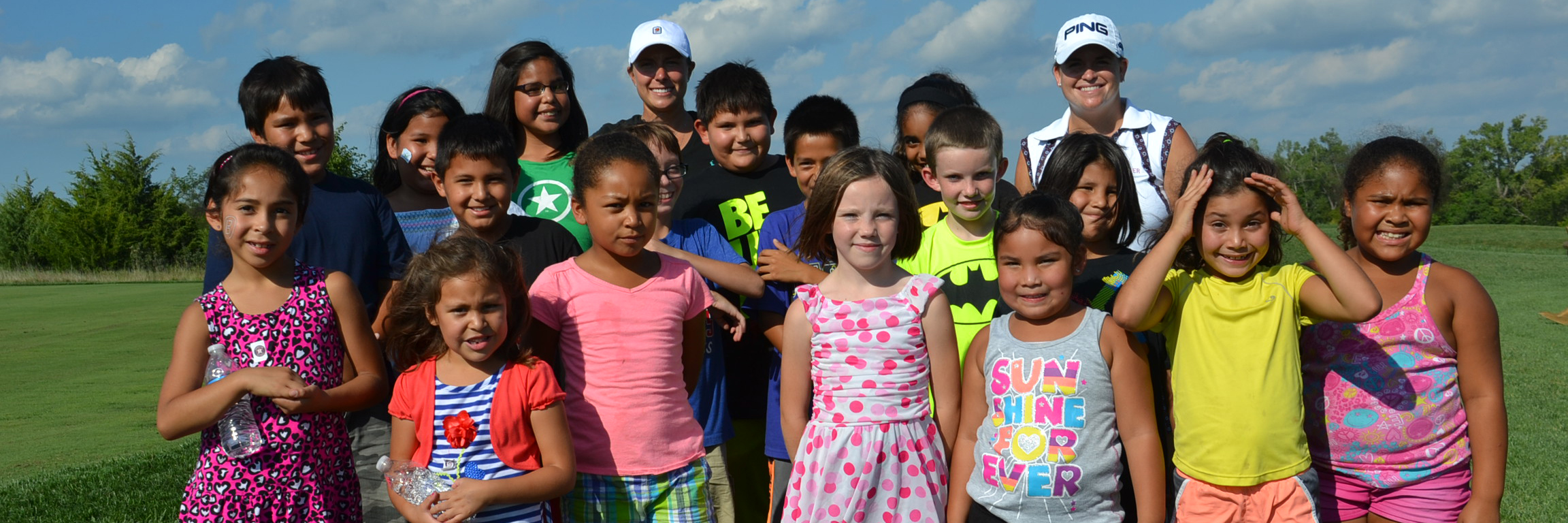 Events - Symetra Tour Junior Clinics