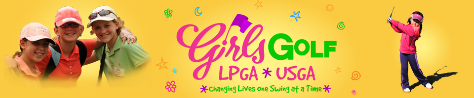Girls Golf Header
