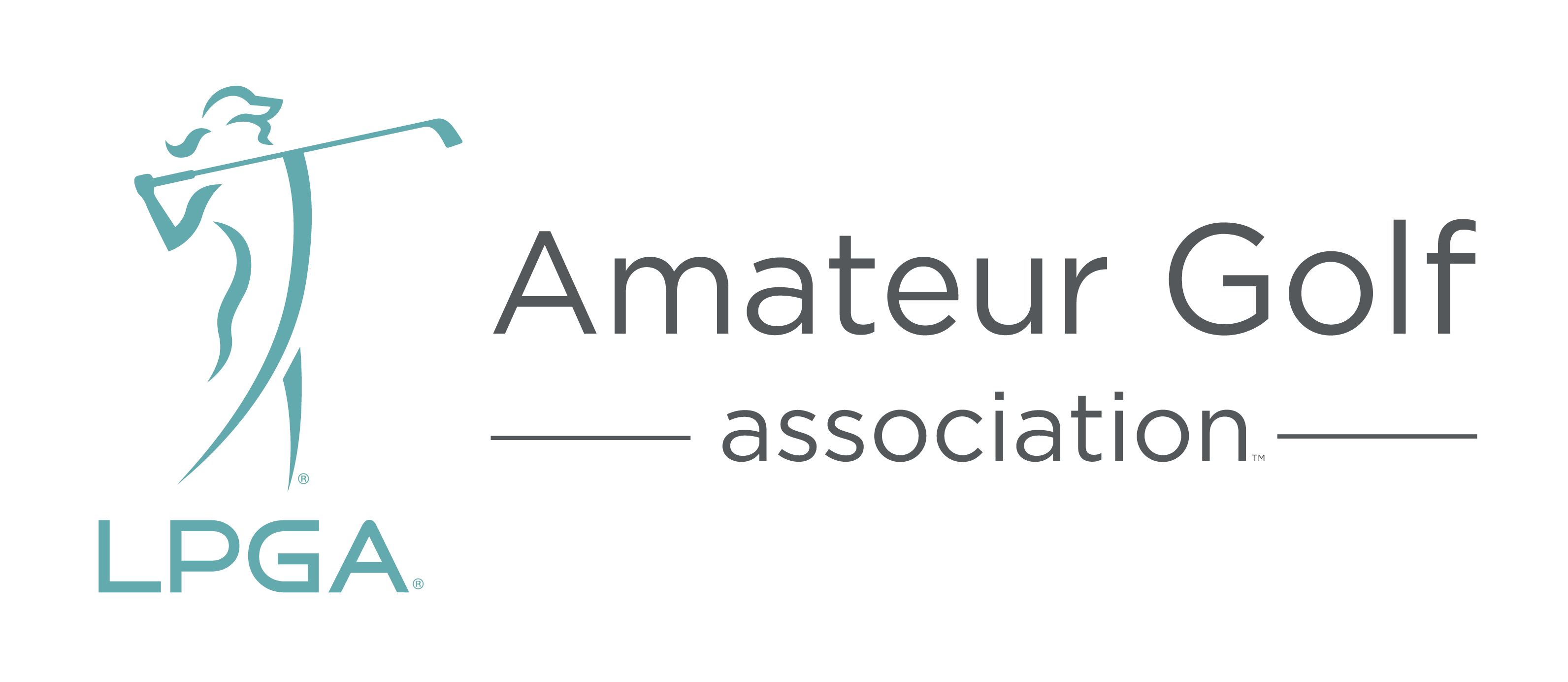 LPGA Amateur Golf Association logo